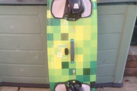 North Jamie Kitesurf Board
