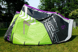 2017 SPLEENE SPX3  9m kite only and bag like core GTS freeride/freestyle kite