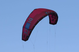 I bought this kite new and used it 5 sessions of a  ...