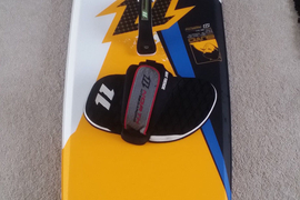 North kite board in very good condition 148 x 40
