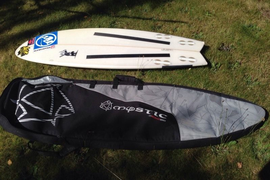 RRD Domingo V2 kite Surfboard