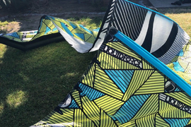Liquid force 7m 2016 wow kite kiteboarding kitesurfing liquidforce