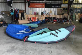 Used Eleveight RS V1 14m Kiteboarding Kite, 2018