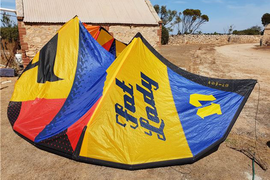 2015 Blade Fat Lady Kite Only - 17 metre