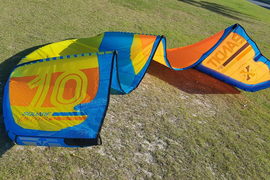 Fone F One Kite Bandit 10m2 10m Bandit10 used for 16months since new.