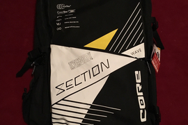 Core Section 11m Kite only in schwarz top (1x benutzt)