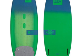 "2016 North Nugget Kitesurfing Surfboard - 5'3"" Kiteboard - CSC Design"