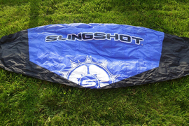 Slingshot Power Kite Dual Line 1m2