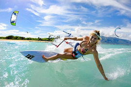 **** KITEBOARD LESSONS w/ Certified Instructor ****