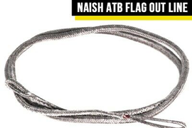 NAISH TORQUE FLAG OUT LINE ATB ABOVE THE BAR KITESURF SPECTRA BUNGEE SAFETY LINE
