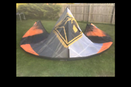 Airush Varial X 12m 2014 Kite only