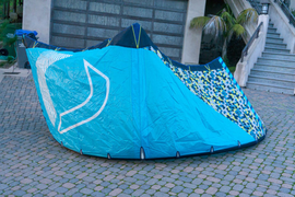 2018 11m Ben Wilson Surf AE2 kiteboarding kite in  ...