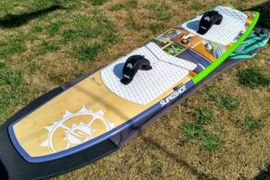 Slingshot Angry Swallow 5.4 Directional Kiteboard