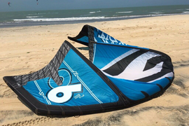 Kite F-One Bandit 6m in a perfect condition for kitesurfing
