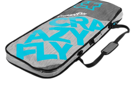 CrazyFly Single Boardbag small 145 x 52 x 10 cm Kiteboard Bag