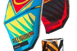 RRD Religion MK6 9m kitesurfing kite, brand new still in wrapper, with warranty