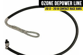 OZONE PU PLASTIC DEPOWER LINE CONTACT RACE BAR 2012 - 2018 KITESURF KITEBOARD