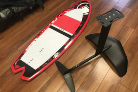 Hydrofoil package Kiteboard and wing NEW