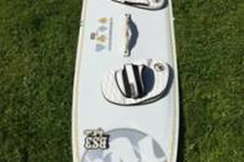 Kiteboard RRD BS3 Light Air 150x45