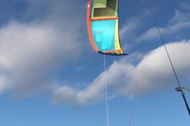 Liquid force envy Kite