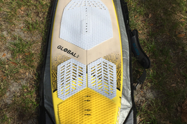 2017 Naish Global Kitesurf Board-6'0""