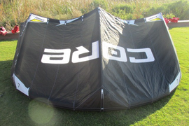 USED Core Riot XR4 Kite-7m-Black