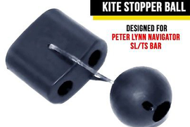 PETER LYNN NAVIGATOR KITEBOARD KITESURF BAR SL TS DEPOWER LINE STOPPER BALL