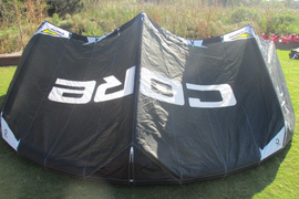 USED Core Riot XR4 Kite-9m-Black