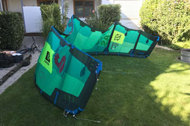 North Kiteboarding Vegas Kite 2018 | 9qm