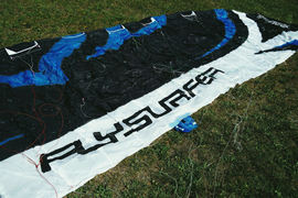 Flysurfer Speed 4 Deluxe 10M (rare kite!)