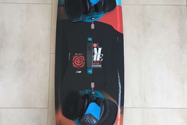 North Jaime Kiteboard 130 x 39 mm Freestyle, Freeride, Carven