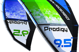 2017 Ocean Rodeo 5th Generation Prodigy Kitesurf Kite