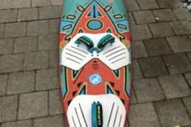 Surfboard RRD Firewave 92 Wood