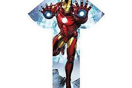 BRAIN STORM KITES 70671 WNS Breezy Flyer Avengers Iron Man 57
