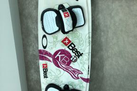 Best Kiteboarding Board 130x40 Pro Model by Kristi  ...