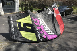 2015 Slingshot RPM 9m Kite only