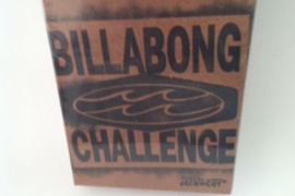 New Sealed In Package Billabong Challenge Special 5 Disc Collection Dvds