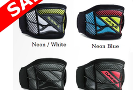 NEW Dakine Hybrid Renegade Kitesurf Harness + Bar White Large SAVE 40%