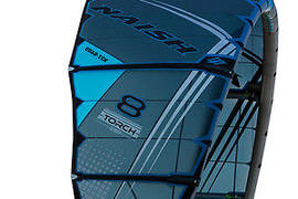 Naish Torch with ESP Freestyle Kite 2017