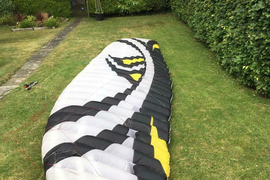 Flysurfer speed 4 lotus 15m kite foil
