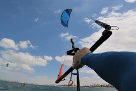 Got the 14m Airush lithium kite and bar for sale.  ...