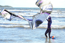 Kite AIRUSH DIAMOND 7m 2015 + BAG