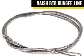 NAISH TORQUE FLAG OUT LINE BTB BELOW THE BAR KITESURF SPECTRA BUNGEE SAFETY LINE