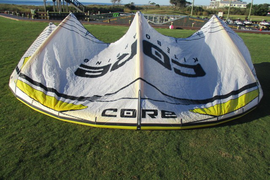 USED Core Riot XR4 Kite-15m