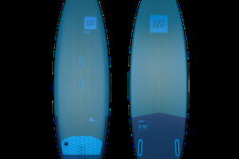 North Wam 5`10 Waveboard 2017 inkl Finnen bei Kitetiki North Pro Shop Hamburg