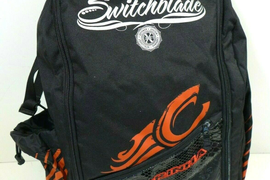 Cabrinha Switchblade 8 8M Kite XL Backpack Storage Bag Limited Edition Red/Black