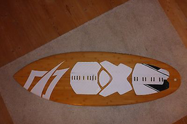 naish fish kiteboard