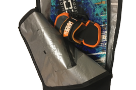 WPD Twin Tip Kiteboard Bag 150cm for kiteboarding kitesurfing
