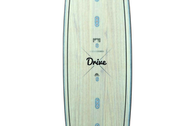 LIQUID FORCE 'DRIVE' 2018 Kitesurfing Board 143x42 cm, Brand New in Wrapper