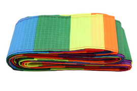 Colorful Rainbow Kite Long Tail Outdoor Flying Toys Children Kite Playing S